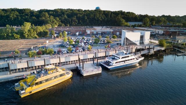 Glen Cove Ferry Steven Yaconetti Drone Photography.jpg